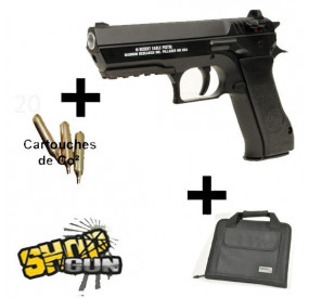 Pack Baby Desert Eagle Co²