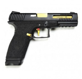 X1-cap spyder dual power pistol
