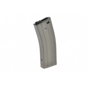 LANCER TACTICAL CHARGEUR AEG FLASH PMAG 360 BILLES TAN