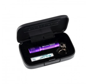 Lampe Led OLIGHT I3E Gift Box Violet - 90 lumens