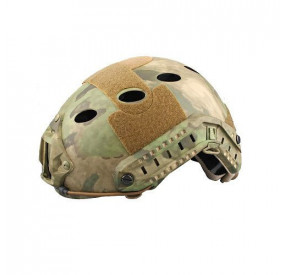 Casque tactique EMERSON Fast type PJ Cheaper Version - Atacs FG