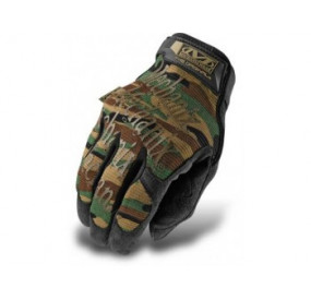 GANTS MECHANIX ORIGINAL WOODLAND CAMO TAILLE L