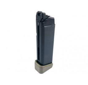 Chargeur Noir ACP 23Rds CO2 Black/TAN APS