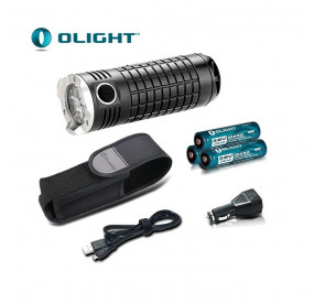Lampe Led OLIGHT SR Mini Intimidator II Kit - 3200 lumens