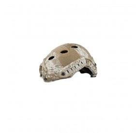 Casque tactique EMERSON Fast type PJ - Digital Desert