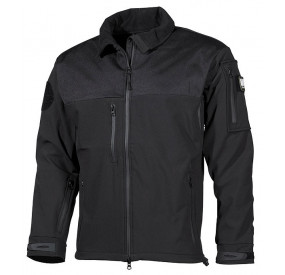 Softshell Australia Noire Taille S