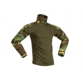 Combat Shirt Woodland INVADER GEAR - S