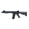 Colt M4 Keymod amplificateur Black full métal 1,2 J