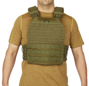 TACTEC Plate Carrier TAC OD