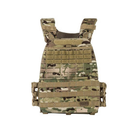 Porte Plaque TACTEC Multicam