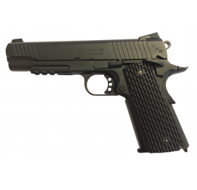 SWISS ARMS SA1911 tactical CO2 metal 4.5mm culasse mobile