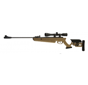 SWISS ARMS TG-1 canon basculant tan 4.5mm plombs avec lunette 4X40