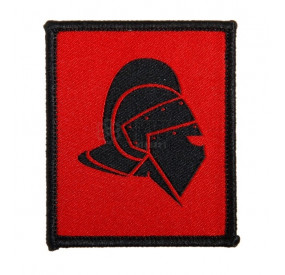 Patch Casco Rouge Secutor