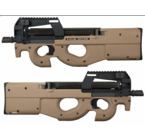 FN Herstal P90 GBBR gaz blowback WE - Dark Earth