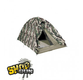 Tente igloo camouflage (cam ce)