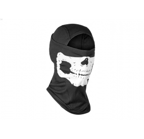 MPS Death Head Balaclava - BLACK