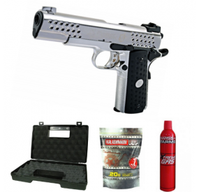 PACK PISTOLET M1911 KNIGHT ARMAMENT COMPANY NIGHTHAWK - WE - 500553 airsoft