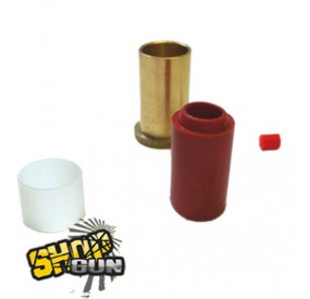 Joint Hop up silicone Rouge 55' AEG