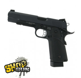 SW 1911 PD Full Metal CO2 Blow back