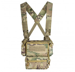 Chest rig type Haley Strategics D3CRM MultiCamo Swiss Arms