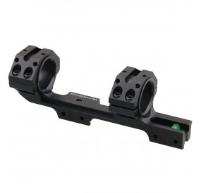 30MM ONE PIECE LEVEL RING MOUNT