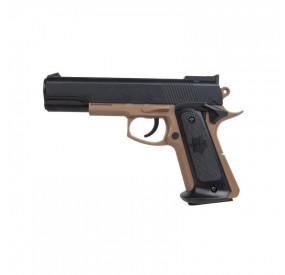 Colt MKIV noir/tan Spring 0.3J