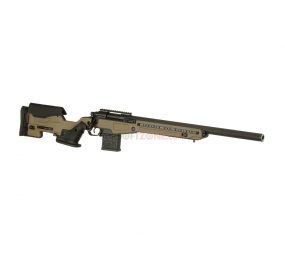 AAC T10 Bolt Action Sniper Rifle - Dark Earth