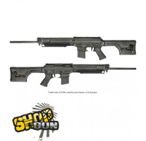 SIG 556 DMR King Arms Blowback