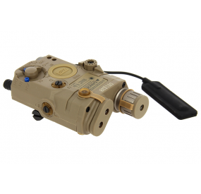 AN/PEQ-15 Illuminator Laser Vert Module MODULE DARK EARTH