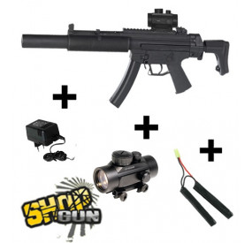 Pack GSG 522 SD6 Blowback