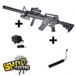 DS4 Carbine Pack électrique 0.4 Joule