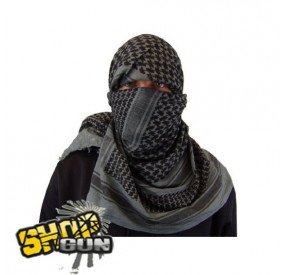 Shemagh Tactical Ops Gris