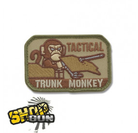 "Patch velcro ""tactical Trunk Monkey"" multicam"
