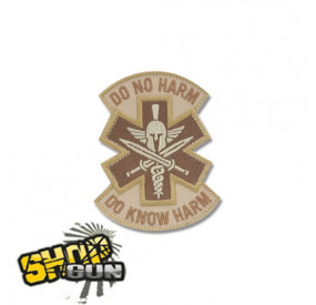 Patch Do No Harm (Spartan) DE
