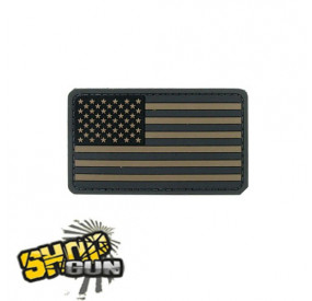 Patch Drapeau US PVC ACUD