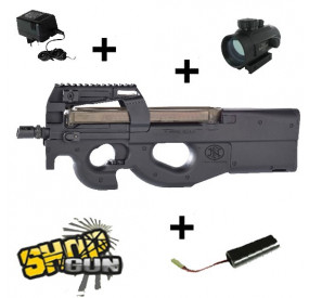 Pack P90 FN herstal Triple rail
