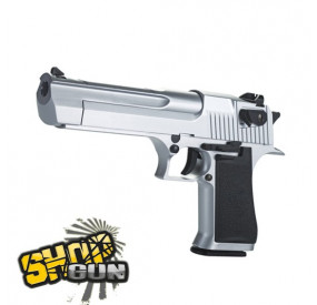 Desert Eagle .50 Blowback Co² Chromé