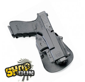 Holster FOBUS paddle ceinture g17/18 droitier