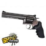 "Dan & Wesson 715 Fullmetal Anthracite 6"" CO²"