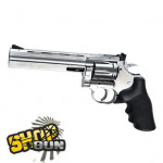 "Dan & Wesson 715 Fullmetal Chromé 6"" CO² - Low power"