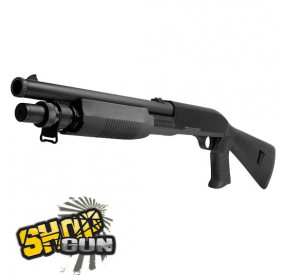 Shotgun Sheriff Shorty multi-shot