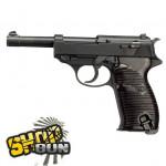 P38 Walther Blowback - Gaz