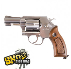 Revolver G731 Chrome G&G CO²